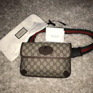 5983aaec7d09d6 Gucci Bags | Neo Vintage Beige Belt Bagfanny Pack | Poshmark